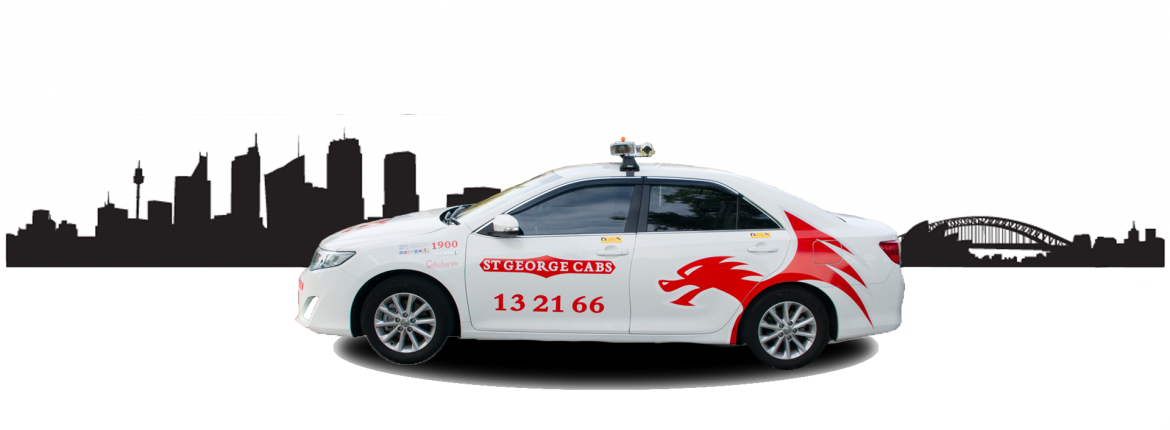 St George Cabs – book your taxi in just a few seconds